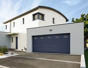 Dimension Porte De Garage Sectionnelle : portes de garage sinetyc ~ Edinachiropracticcenter.com Idées de Décoration