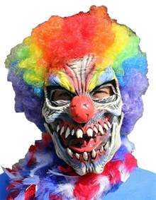 Funny Scary Clowns