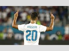 Real Madrid Marco Asensio, experto en debuts Marcacom