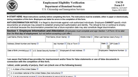 form  employment eligibility cpa