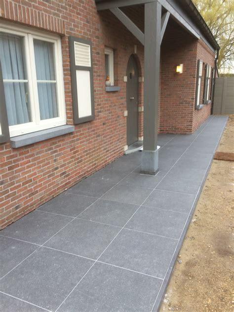 keramisch tegels buiten realisaties natuursteen en keramische tegels all import