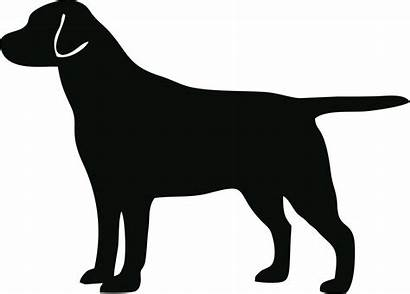 Dog Silhouette Hunting Clipart Vector Clip Clipground