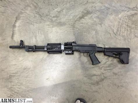 Wts Dsarms Rpd Carbine Belt-fed