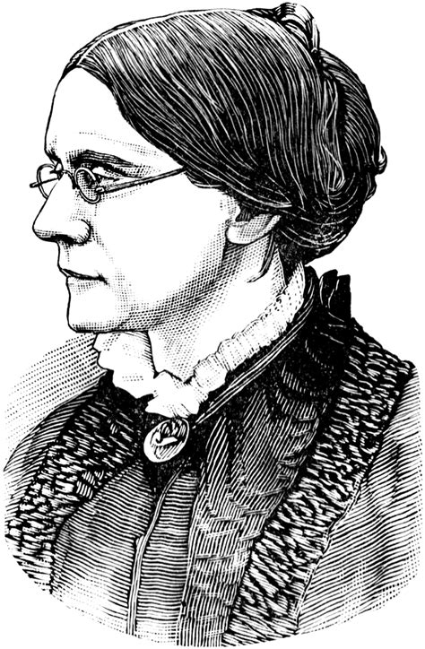 susan  anthony clipart