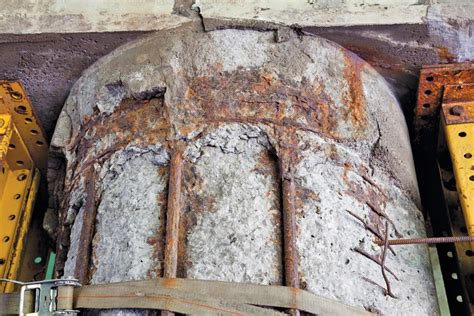 rebar deterioration concrete construction magazine
