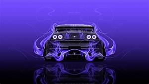 Nissan Skyline GTR R33 JDM Back Fire Abstract Car 2015
