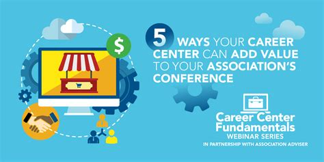 webinar  ways  career center  add