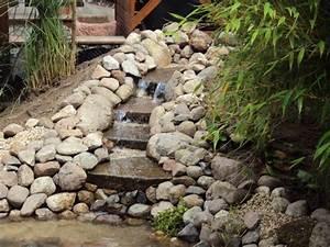 Bachlauf Im Garten : bachlauf im garten anleitung bachlauf im garten bauen ~ Michelbontemps.com Haus und Dekorationen
