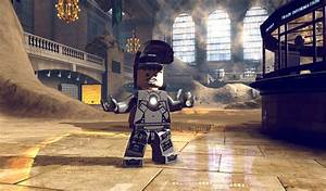 LEGO Marvel Super Heroes Preview For Xbox 360 Cheat Code
