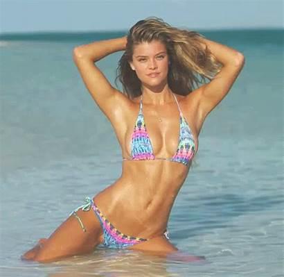Nina Agdal Listal Sports Bikini Illustrated Models