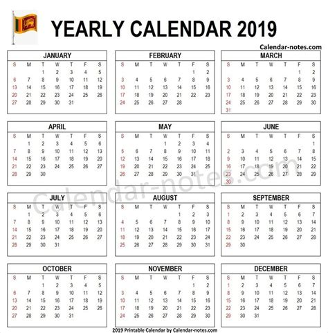 calendar sri lanka   calendar calendar