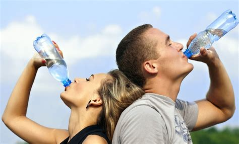 ways drinking water improves  smile university