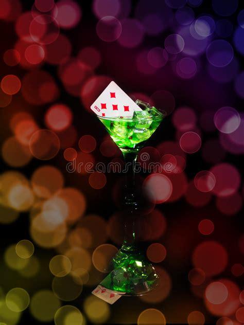 winner  card  bokeh background stock photo