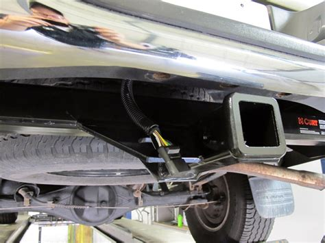 Curt Custom Fit Vehicle Wiring For Toyota Tundra