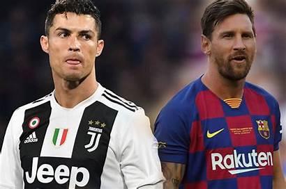 Messi Ronaldo Lionel Cristiano Fifa Salah Ratings