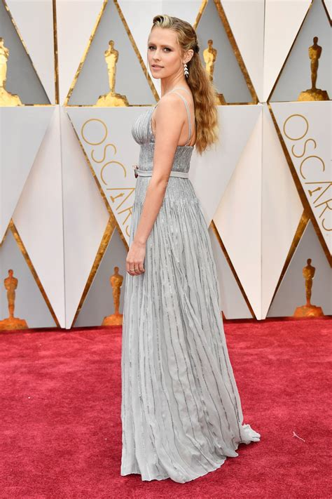 Teresa Palmer Oscars Red Carpet Hollywood
