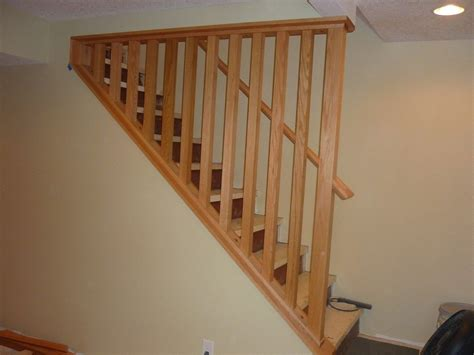 Cheap Banister Ideas by Staircase Banister Idea Staircase Style Cheap