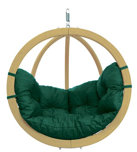 Hängesessel Outdoor Wetterfest by H 228 Ngematten H 228 Ngesessel Globo Chair Green Outdoor