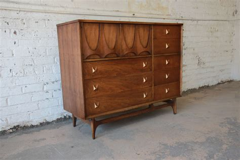 Broyhill Brasilia Magna Dresser by Liberty 33rd Mid Century Broyhill Brasilia Magna