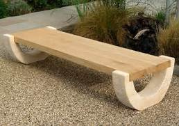 Garden Bench Seating by Stone Benches For Garden While Also Paying Tribute To Wood Bench Cf Bench C