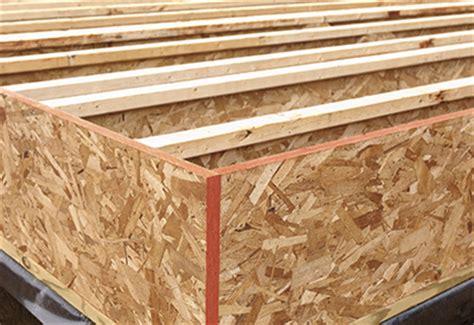 lp solidstart lsl floor beams stair stringers door