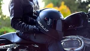 Casque De Moto : skully le casque de moto connect ultime frandroid ~ Medecine-chirurgie-esthetiques.com Avis de Voitures