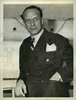 1936 Press Photo Vic Oliver light opera comedian in NY to ...