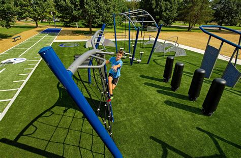 Indianapolis Celebrates First Gametime Challenge Course