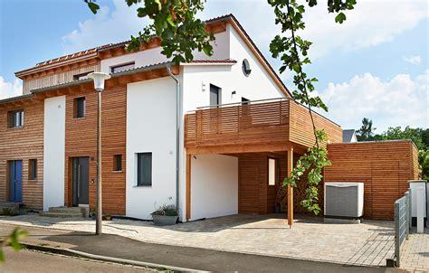 Moderne Häuser Bayern by Kombinierte Holz Lehmh 228 User Aus Bayern Holzhaus Bauen