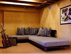 Basement Bedroom Ideas For Teenagers by Creative Basement Ideas For Tornado Season BON BIN COMPANY