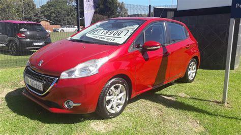 Used Peugeot by Used Peugeot 208 2013 Peugeot Pre Owned South Africa