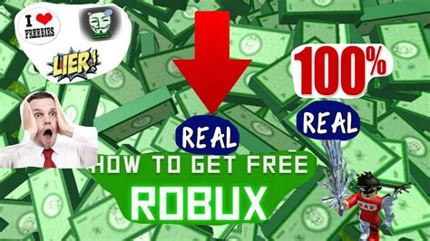 how to get free robux 100 real youtube