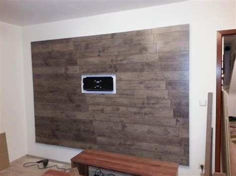 wand selber bauen lowboard selber bauen wohnwand tv wand selbst gebaut teil