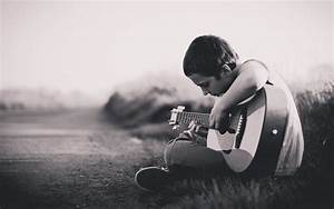Lonely Boy Playing Guitar HD Wallpapers - New HD Wallpapers