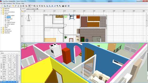 Home Design 3d Tutorial : Sweet Home 3d Tutorial For Beginner. Be A Home Designer