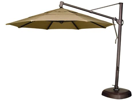 large cantilever patio umbrellas 10ft patio umbrella