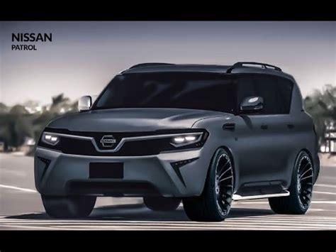 Nissan Patrol 2018, 2019, 2020 предположения, Nissan