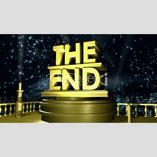 The End Hd1080 Royaltyfree Video And Stock Footage