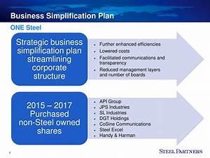 Steel Partners (SPLP) Investor Presentation - Slideshow ...