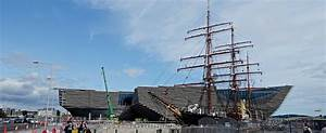 Sunday in Dundee, Scotland – on Silver Wind Cruise the M