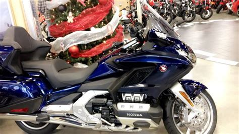 2019 Honda Goldwing Colors by New 2019 Honda Gold Wing Tour Automatic Dct Motorcycles In