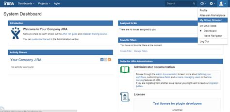 Group Browser For Jira