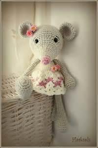 Cute Mouse Crochet Patterns