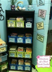 3rd Grade Classroom Library