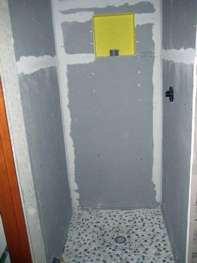 densshield waterproof backer board for showers for the