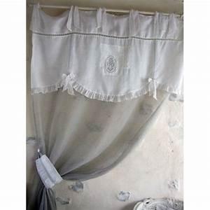 Rideaux Style Romantique : rideau hydor rideaux drapes pinterest voilages ~ Melissatoandfro.com Idées de Décoration