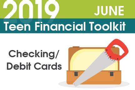 List of the best prepaid debit cards specifically designed for teenagers and families.the cards enable parents to monitor spending. Teen Financial Toolkit - Checking & Debit Cards