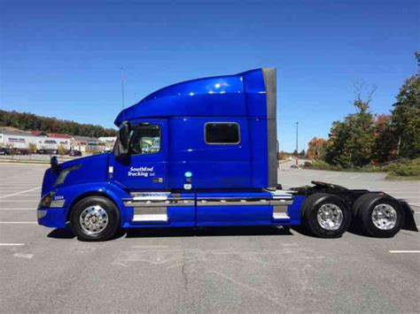 volvo new truck 2016 volvo vnl 64t730 2016 sleeper semi trucks