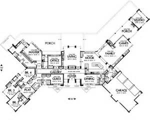 large house plans beautiful home 5brs 5 5 baths almost 6000 sqft all on one floor garage stalls 3 baths