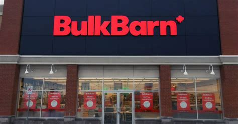 Bulk Barn is now doing same-day delivery across Canada